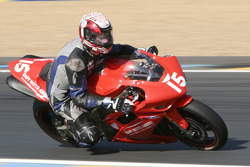 Pascal Meslet, Yamaha YZF R1