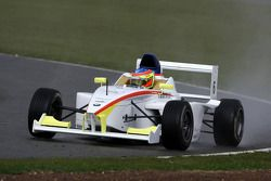 Kazeem Manzur, Josef Kaufmann Racing