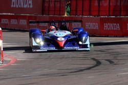 #19 van der Steur Racing Radical SR9: Gunnar van der Steur, Robbie Pecorari