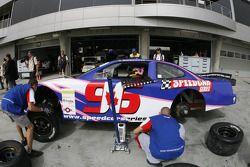 Jacques Villeneuve, Speedcar Team