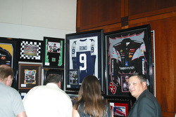 Hall of Fame Banquet: Silent Auction to benefit Happy Hill Childrens Home
