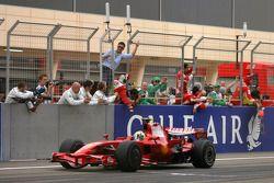 Felipe Massa gewinnt