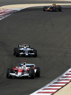 Jarno Trulli, Toyota Racing, Nico Rosberg, WilliamsF1 Team
