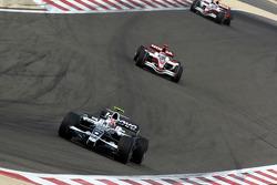 Kazuki Nakajima, Williams F1 Team, Takuma Sato, Super Aguri F1