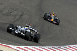 Nico Rosberg, WilliamsF1 Team, Mark Webber, Red Bull Racing
