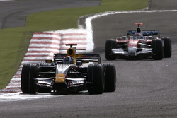 David Coulthard, Red Bull Racing, Timo Glock, Toyota F1 Team