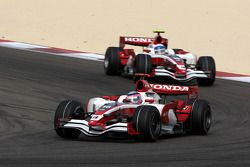 Takuma Sato, Super Aguri F1, Anthony Davidson, Super Aguri F1 Team