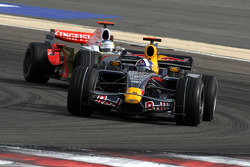 David Coulthard, Red Bull Racing, Adrian Sutil, Force India F1 Team