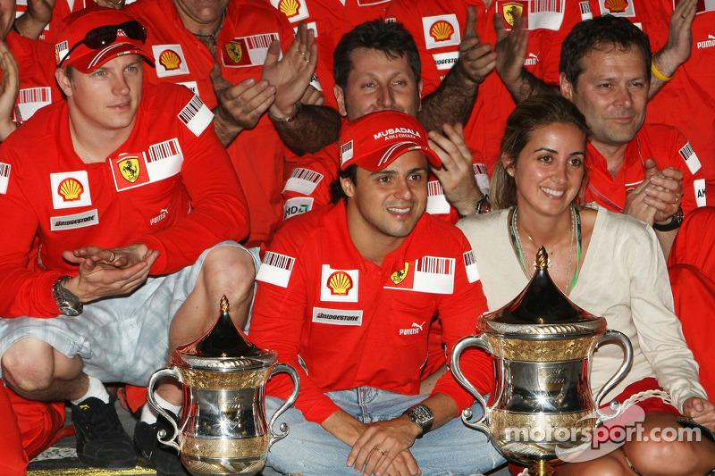 No Bahrein, Massa foi o vencedor