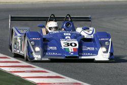 Racing Box Lucchini – Judd : Marco Didaio, Filippo Francioni