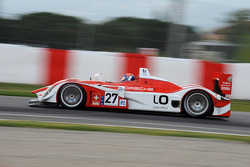 #27 Horag Racing Porsche RS - Spyder: Jan Lammers, Didier Theys, Fredy Lienhard