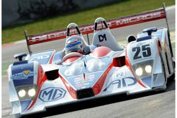 RML MG Lola EX 265 – MG : Mike Newton, Thomas Erdos