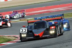 #33 Speedy Racing Team Sebah Lola B08/80 Coupé - Judd: Xavier Pompidou, Steve Zacchia, Andrea Belicchi