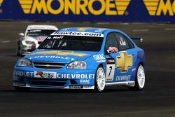 Robert Huff, Chevrolet, Chevrolet Lacetti