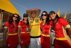 Tom Coronel, Sun Red Seat Team, Seat Leon FSI