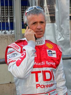 Le Mans Series drivers photoshoot: Rinaldo Capello