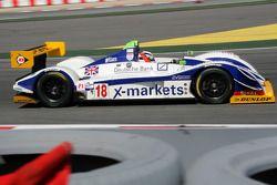 #18 Rollcentre Racing Pescarolo - Judd: Vanina Ickx, Martin Short, Joao Barbosa