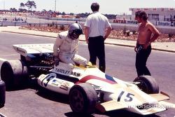 Pedro Rodríguez BRM P160