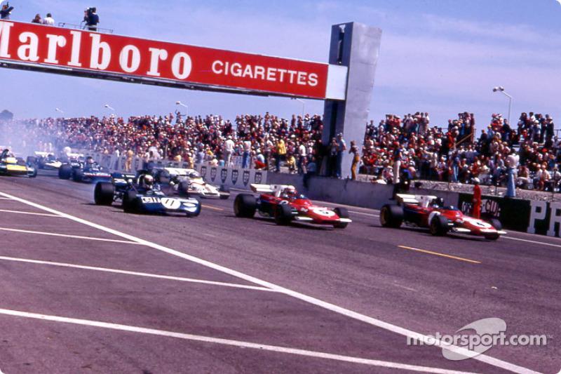 GP da França, 1971