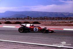 Клей Регаццони, Ferrari 312B2