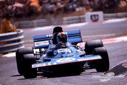 Франсуа Север на Tyrrell 002