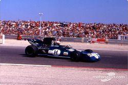 Джеки Стюарт на Tyrrell 003