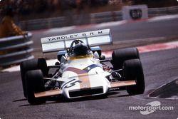Педро Родригез на BRM P160