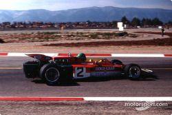 Райне Висселль на Lotus 72D