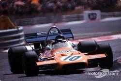 Питер Гетин на McLaren M19A