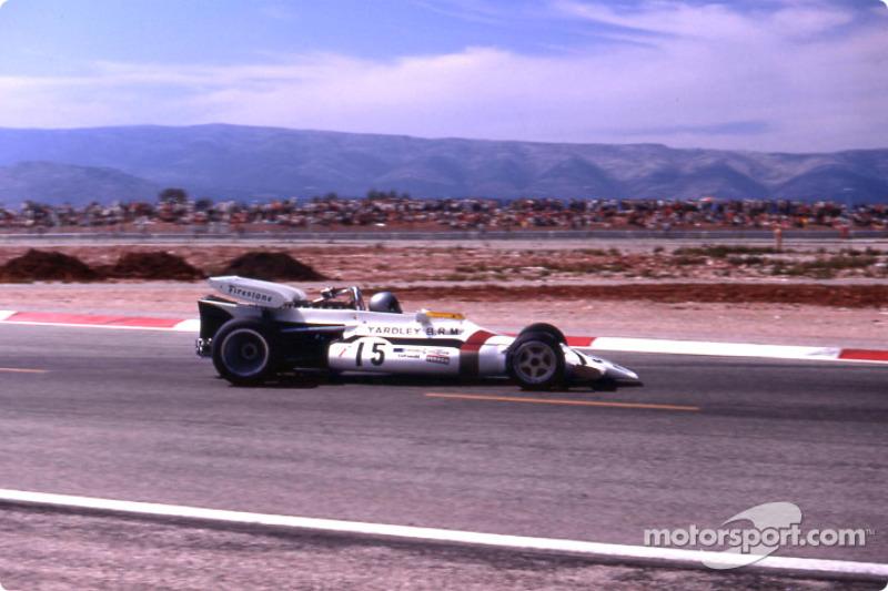 El GP de Francia de 1971 la última carrera de Fórmula 1 de Pedro Rodríguez; murió unos días más tarde en Norisring