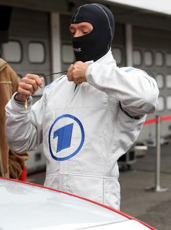 Manuel Reuter, former DTM drivers and ARD TV commentator