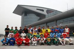 A1GP Drivers photo