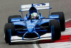 Davide Rigon, driver of A1 Team Italy