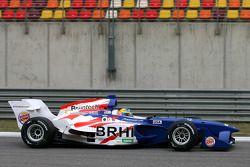 Jonathan Summerton, driver of A1 Team USA