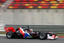 Filip Salaquarda, driver of A1 Team Czech Republic