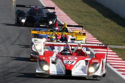 Horag Racing Porsche RS-Spyder : Fredy Lienhard, Didier Theys, Jan Lammers