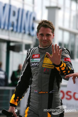 Christijan Albers, TME, made it into the 2nd qualifying session