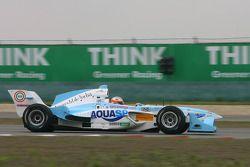 Narain Karthikeyan, driver of A1 Team India