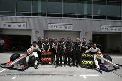 Адриан Валлес, Роланд Родригес с командой FMS Fisichella Motor Sport International
