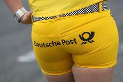 Deutsche Post grid girl