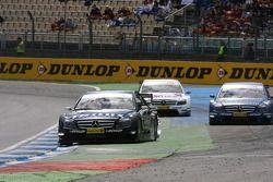 Ralf Schumacher, Mücke Motorsport AMG Mercedes, AMG Mercedes C-Klasse, Maro Engel, Mücke Motorsport