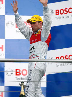 Podium: Tom Kristensen