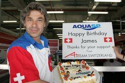 Happy Birthday James Robinson