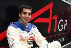 Neel Jani, driver of A1 Team Switzerland
