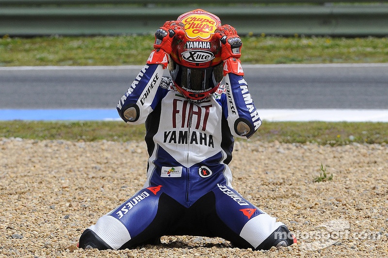 1- GP de Portugal 2008, Yamaha