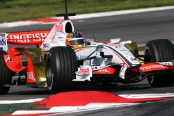 Vitantonio Liuzzi, Test Pilotu, Force India F1 Team