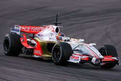 Vitantonio Liuzzi, Test Pilotu, Force India F1 Team, slicks