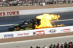 Tommy Johnson oil fire