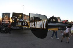 Army Top Fuel Dragster