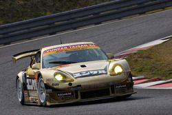 Yunker Power Taisan Porsche : Nobuteru Taniguchi, Shinichi Yamaji